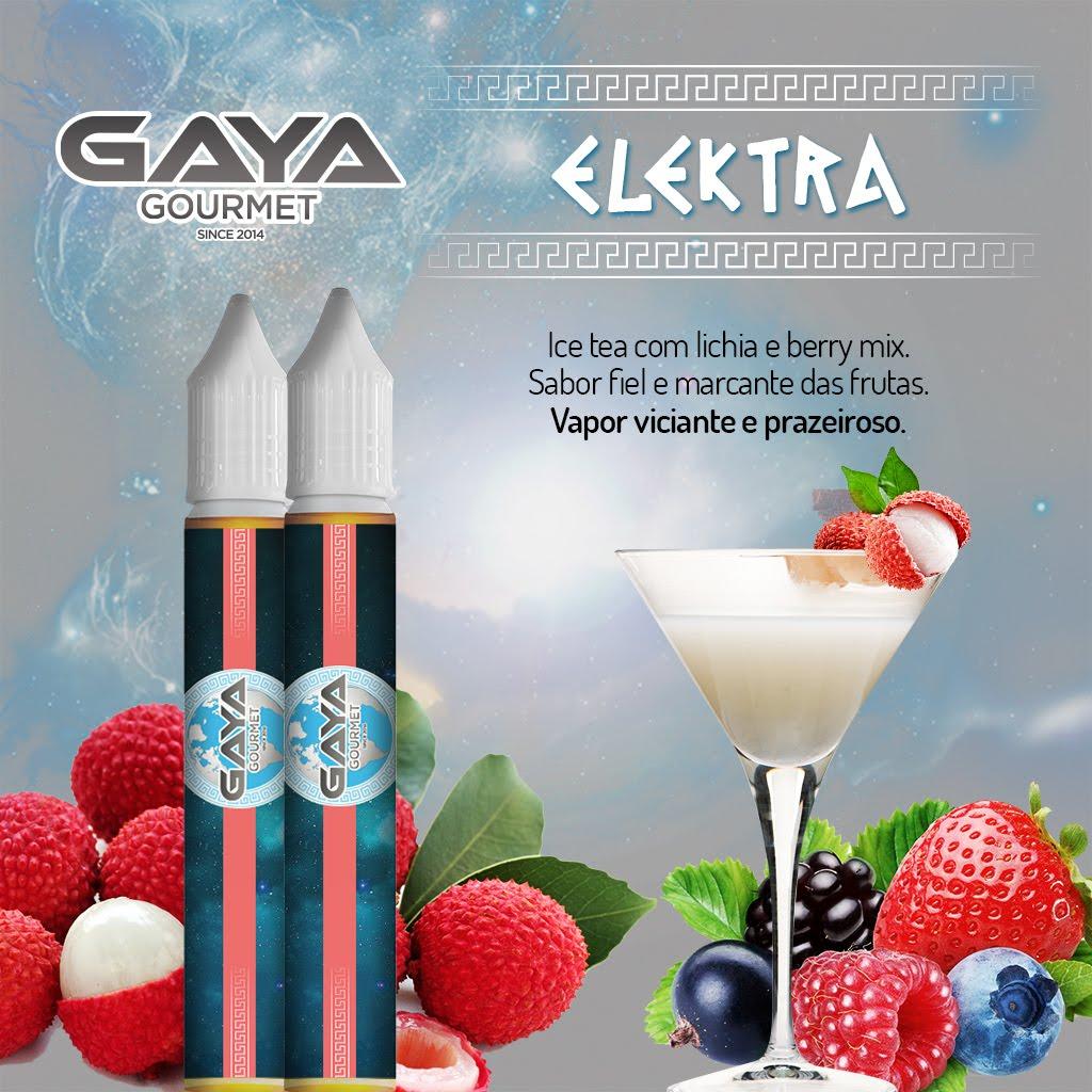 Liquido Elektra (Frutas vermelhas) | GAYA Gourmet