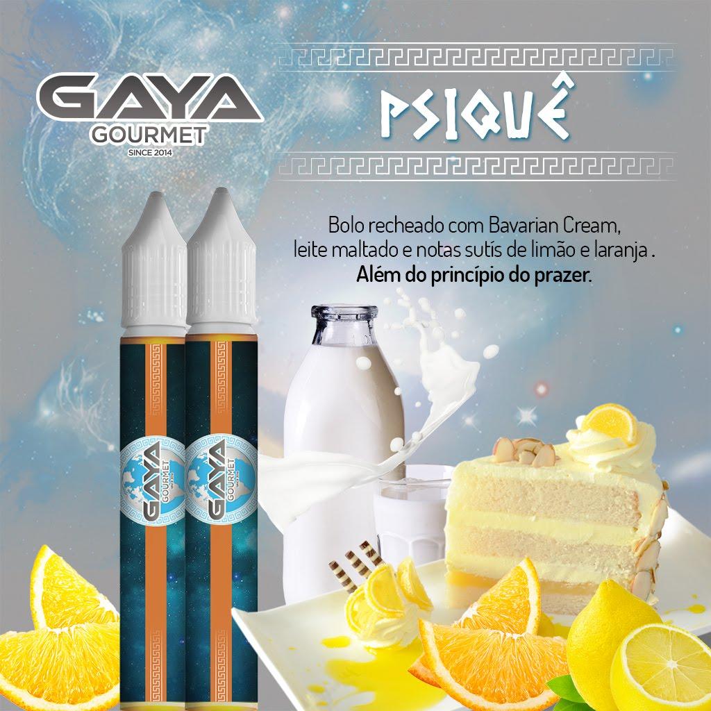 Liquido Psiquê (Bolo / Leite) | GAYA Gourmet