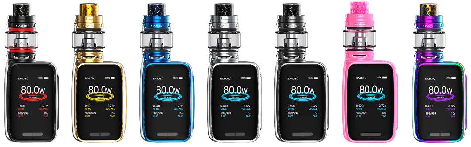 Kit X-Priv Baby c/ Atomizador TFV12 Big Baby Prince - Smok™