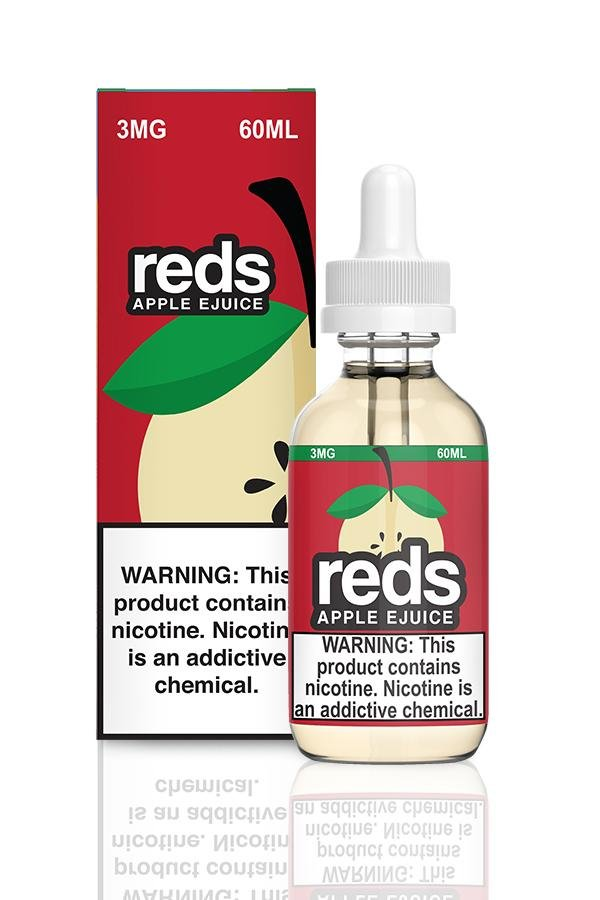 Líquido Apple - Reds Apple Ejuice