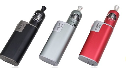 kit zelos 50w aspire