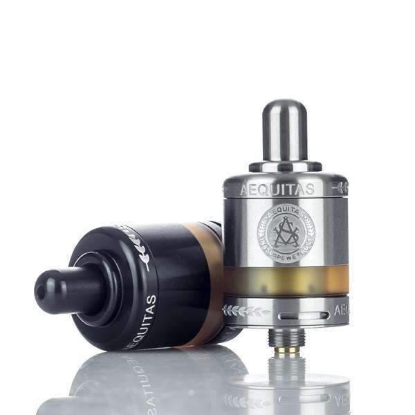 Atomizador Zeta 22mm MTL RTA - Asvape