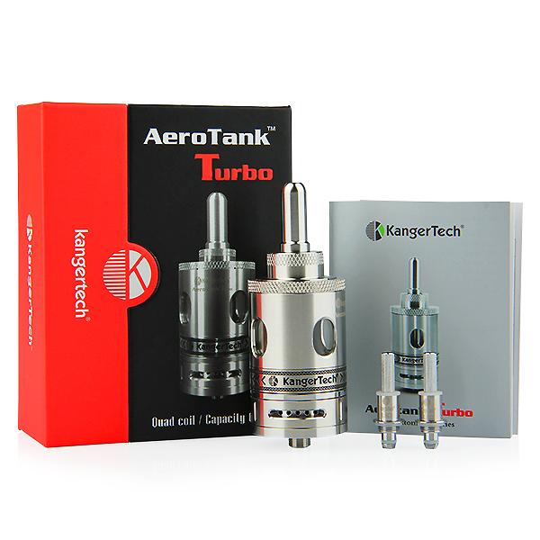 Atomizador Aerotank™ Turbo - Kangertech®