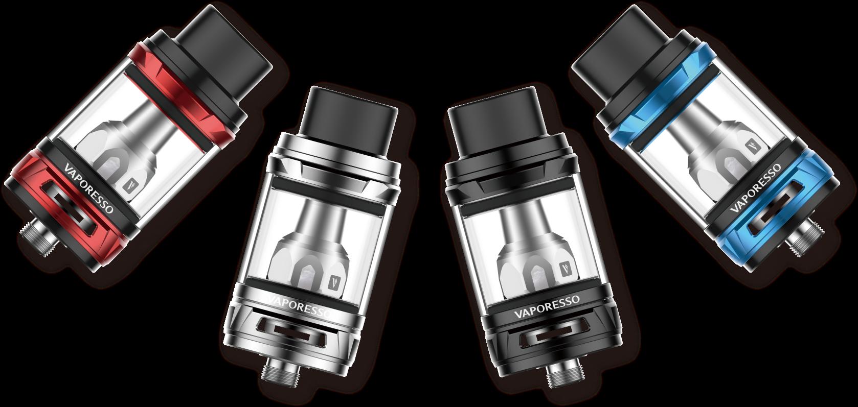 Kit Revenger 220W TC c/ Atomizador NRG - Vaporesso