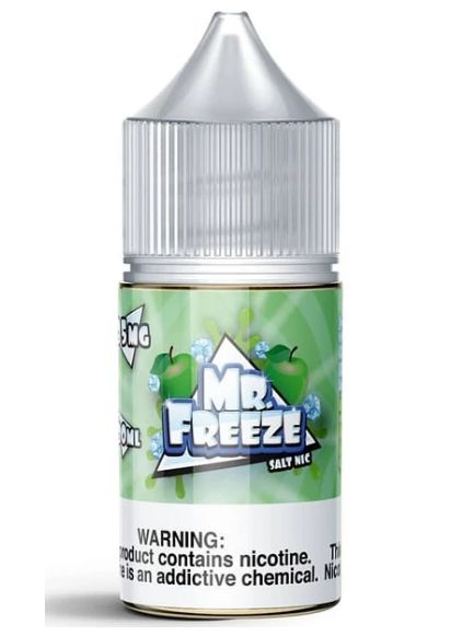 Líquido Apple - Frost - Mr. Freeze SaltNic