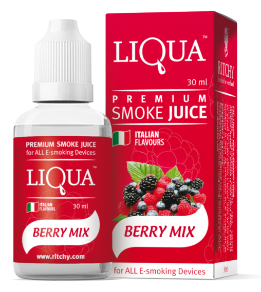Líquido LIQUA C - Berry Mix - Ritchy™