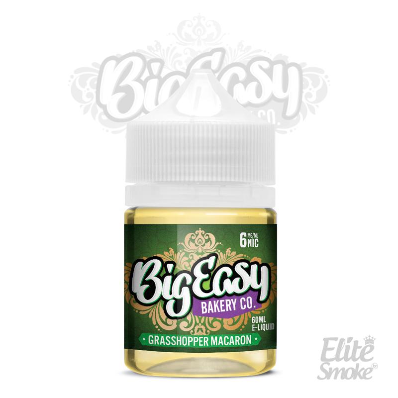 Líquido Grasshopper Macaron - Big Easy