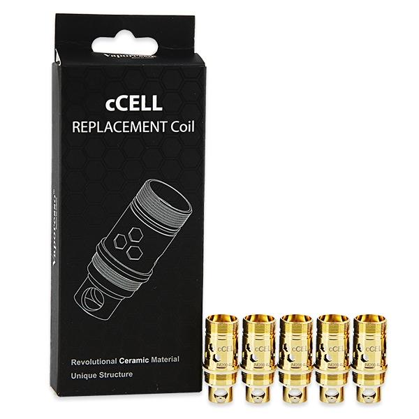 Bobina Coil Reposição (Resistência) CCELL p/ Target Pro - VAPORESO