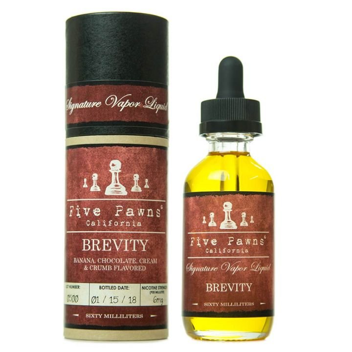 Líquido Brevity - Red - Five Pawns®