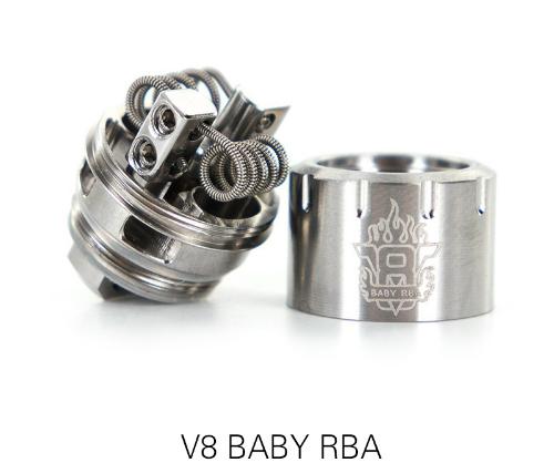 Bobina Reposição (Resistência) p/ TFV8 X- Baby - Smok™