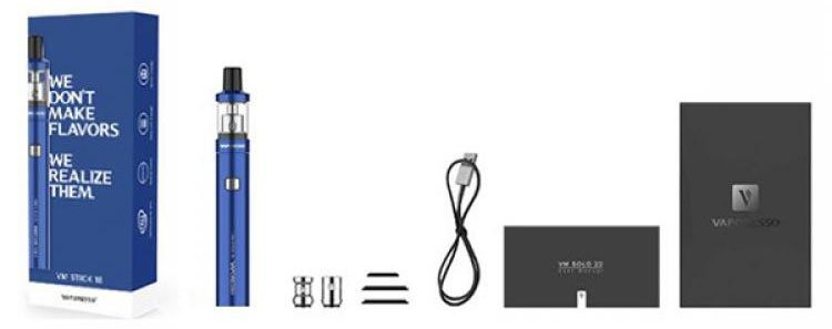 VM STICK 18 Starter Kit 1200mAh Vaporesso