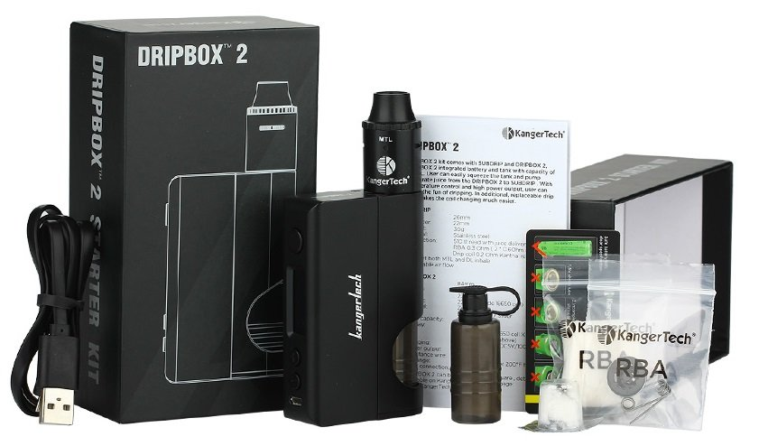 Kit DRIPBOX™ 2 - KangerTech®