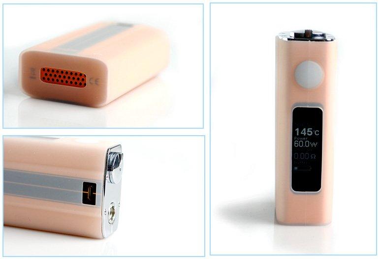Capa de Silicone (Skin)  para Evic VT 60w - Joyetech™