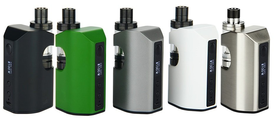 Kit Aster RT c/ Atomizador Melo RT 22 - Eleaf