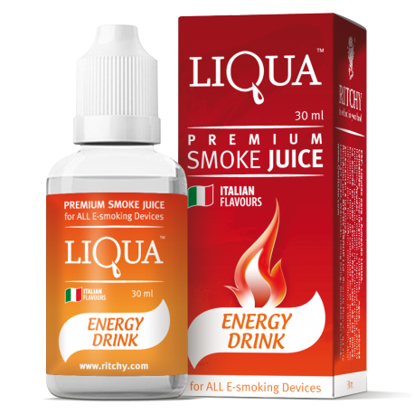 Líquido LIQUA C - Energy Drink
