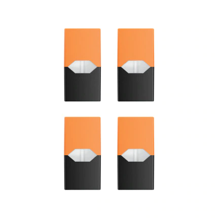 PODs (cartucho) c/ Líquidos - MANGO - JUUL Labs