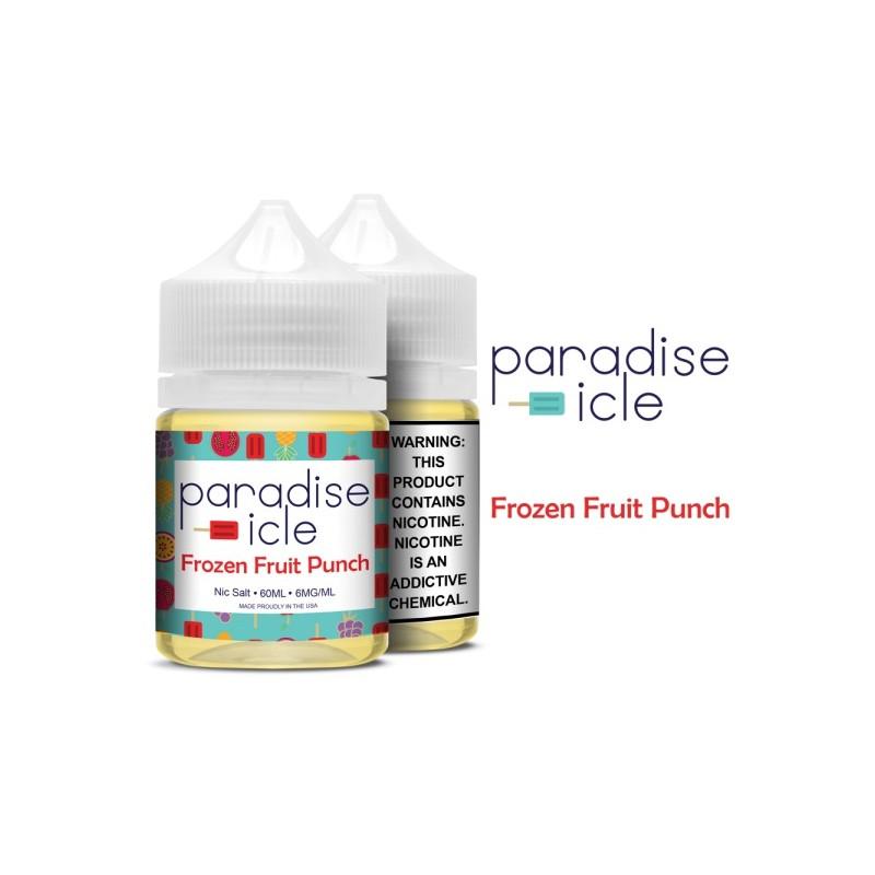 Líquido Frozen Fruit Punch - Sub-Ohm Salt Nic - Paradise-icle