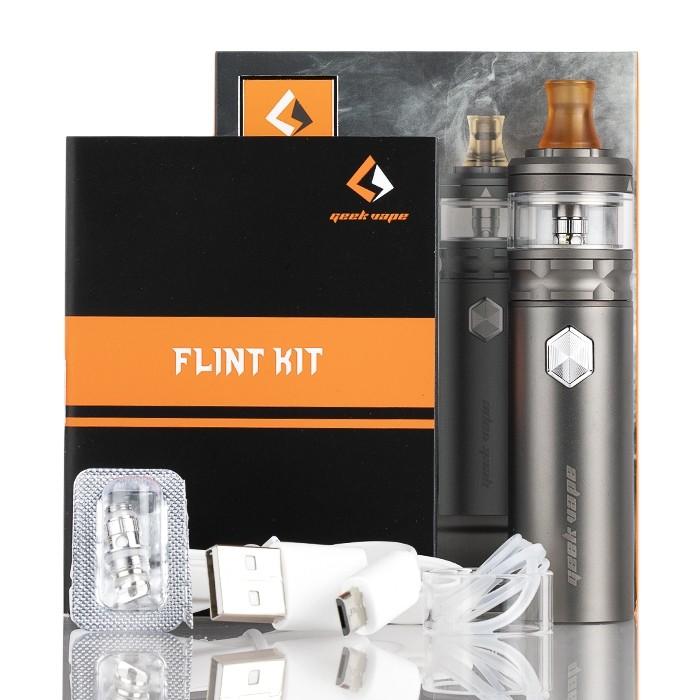 Kit Flint MTL 1000mAh GeekVape Contém: