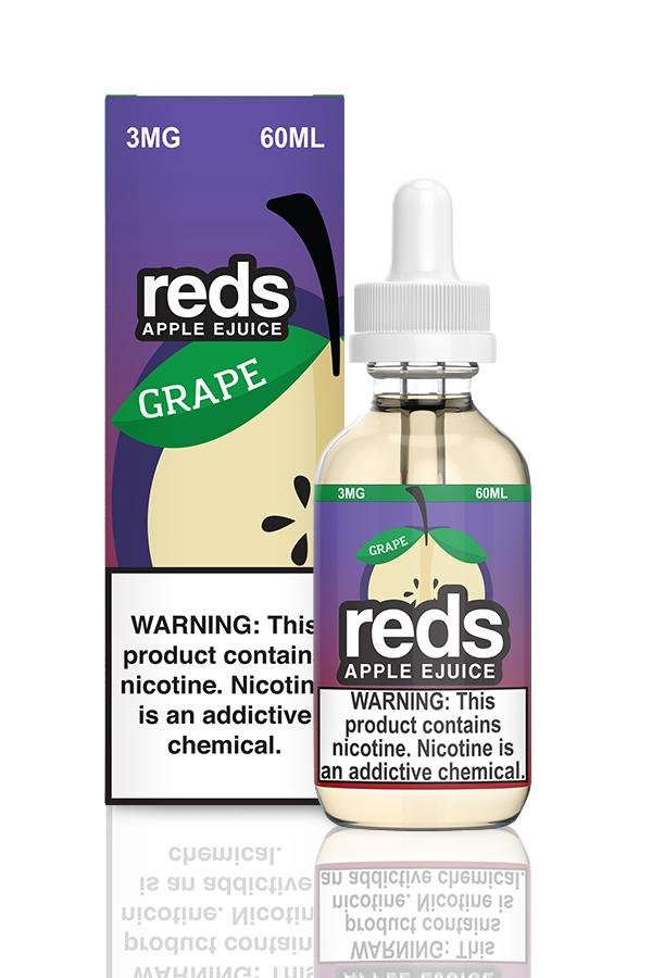Líquido Grape - Reds Apple Ejuice