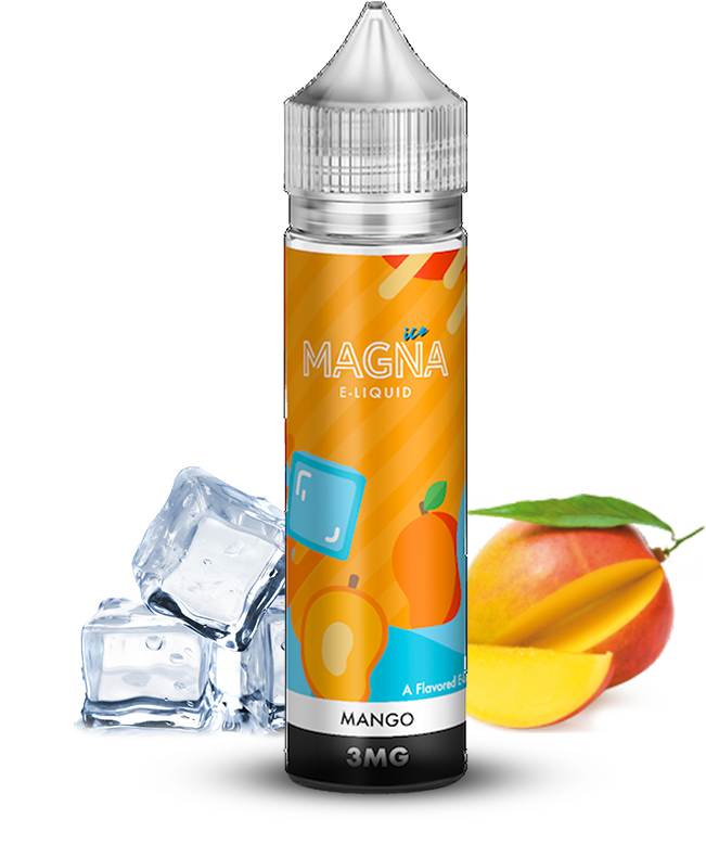 Líquido Mango Ice - Fruits - Magna