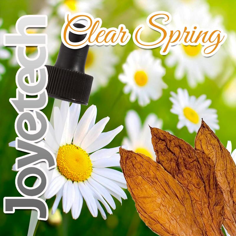 Líquido Clear Spring - Joyetech®