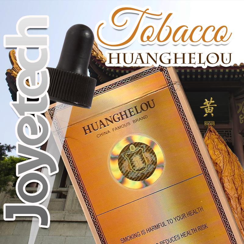 Líquido Tobacco Huanghelou - Joyetech®