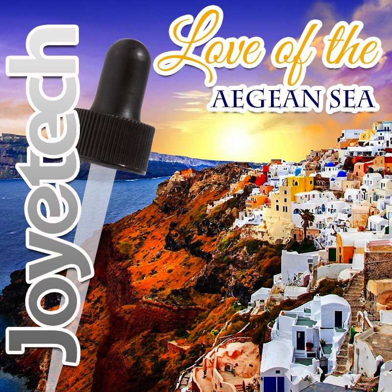 Líquido Love of the Aegean Sea - Joyetech®