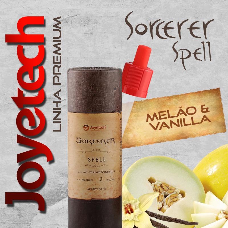 Líquido Joyetech® Melon & Vanilla Sorcerer Spell