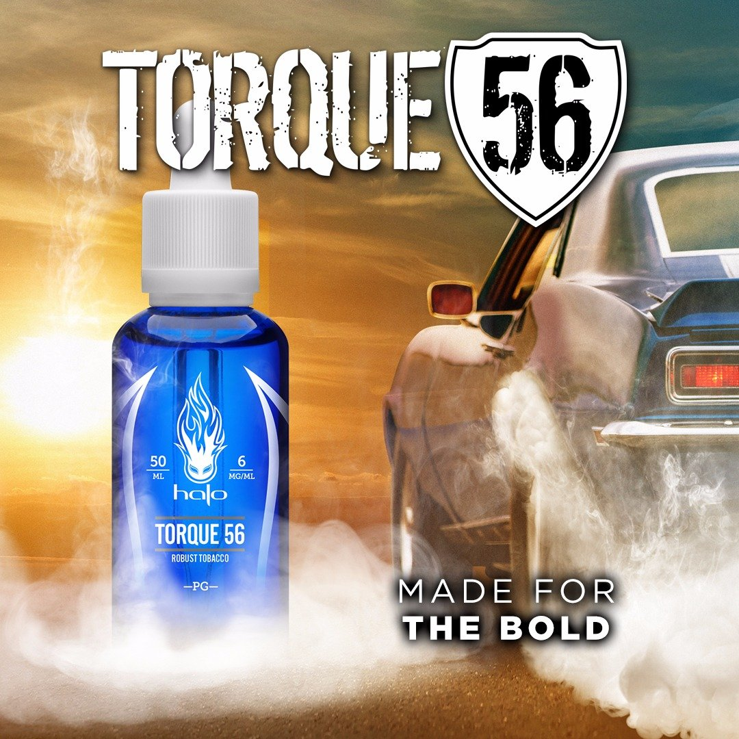 Líquido Torque56 - HALO Purity