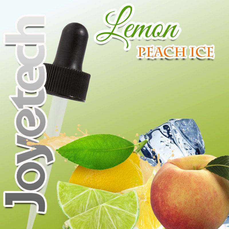 Líquido Joyetech® Lemon Peach Ice
