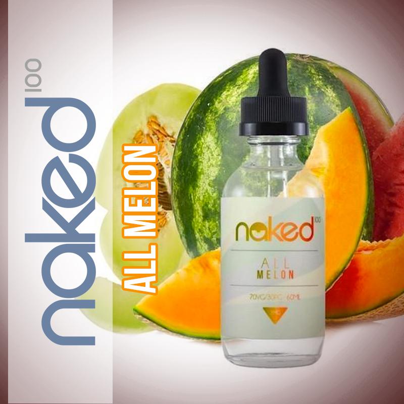 Líquido All Melon - Naked 100