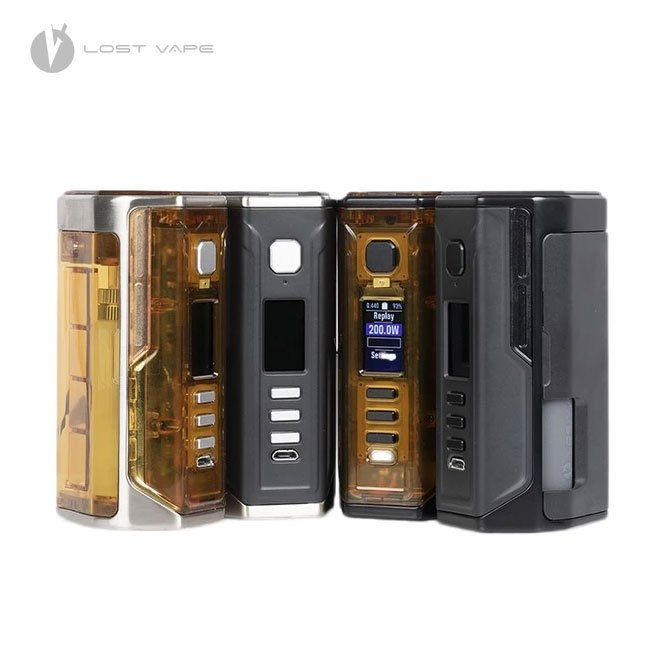 Drone BF DNA 250C Mod 200W SQUONK - Lost Vape