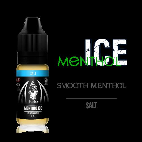 Líquido Menthol ICE - Sub Ohm Salt Nic - HALO Purity