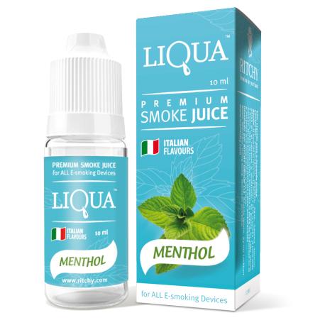 Líquido LIQUA C - Menthol - Rithy™