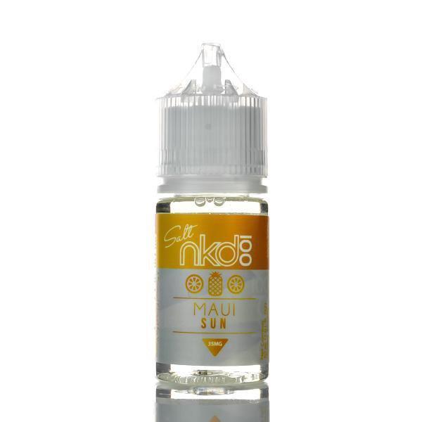 Líquidos Maui Sun - SaltNic / Salt Nicotine - Naked Salt 100