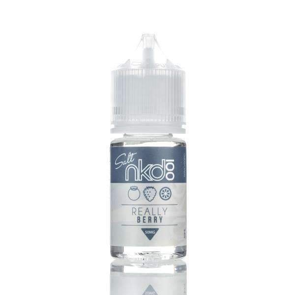 Líquidos Really Berry - SaltNic / Salt Nicotine - Naked Salt 100