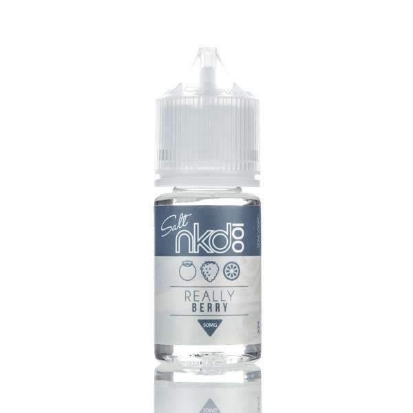 Líquidos Really Berry - SaltNic / Salt Nicotine - Naked Salt 100