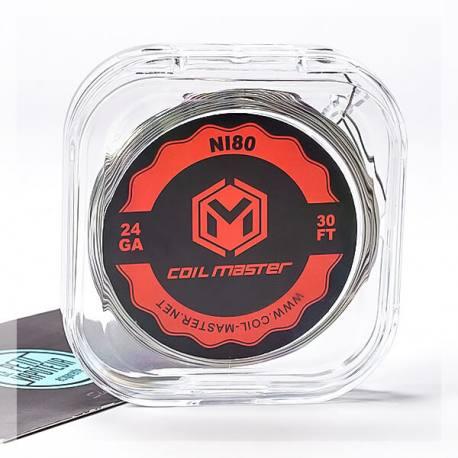 Fio NI80 - 10 Metros - Coil Master