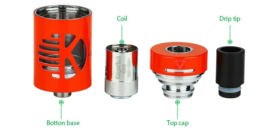 Atomizador CLTANK 2.0mL - KangerTech®