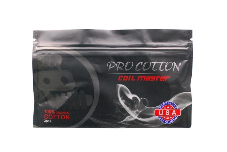 Algodão Pro Cotton (USA) - Coil Master