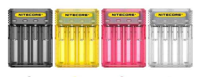 Carregador Q4 - Nitecore®