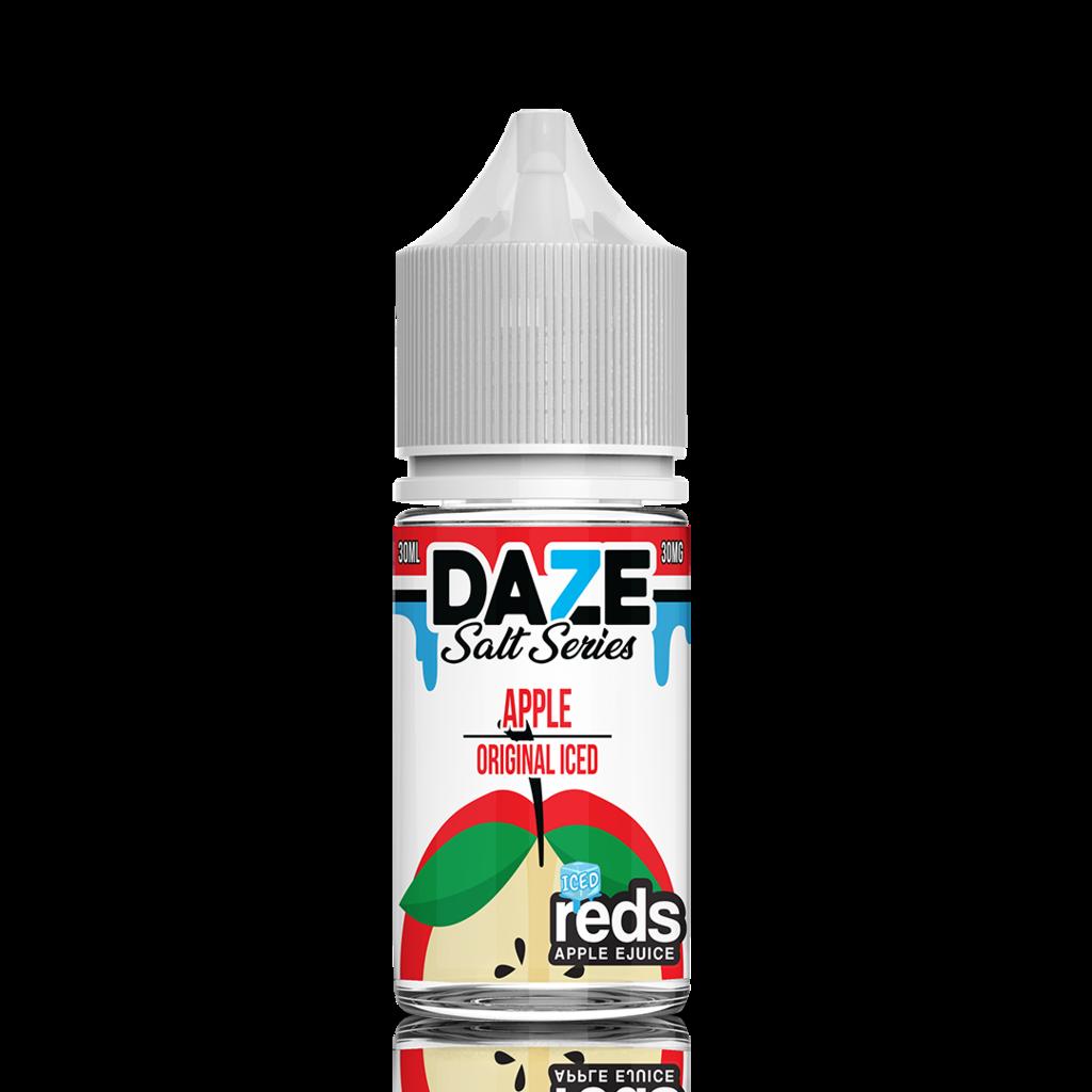 Líquido Original ICED - Reds - SaltNic / Salt Nicotine - 7 DAZE