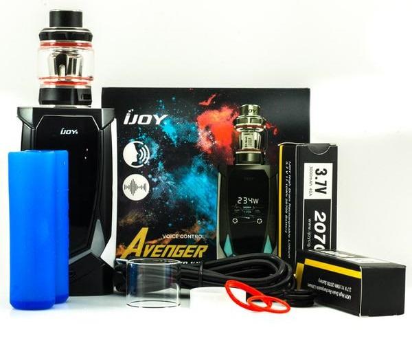 kit Avenger 270 234W (Comando por Voz) - IJOY