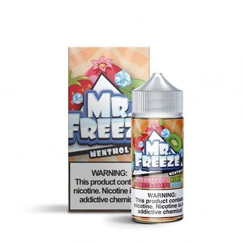 Líquido Strawberry Kiwi Pomegranate - Frost - Mr. Freeze