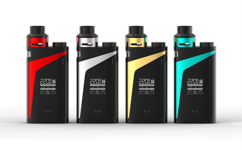 Kit SKYHOOK RDTA BOX - 220W - Smok™