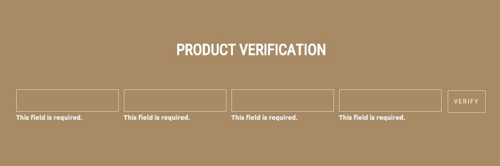 Código para validação de originalidade no site do fabricante: https://www.smoktech.com
