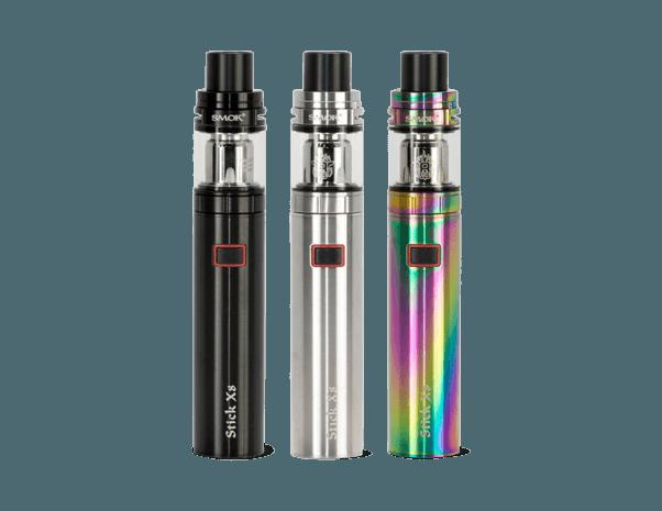 Kit Stick x8 elite smoke