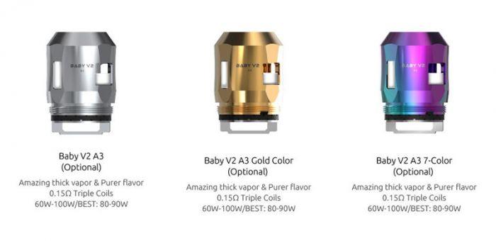 Bobina Coil Reposição (Resistência) TFV8 e TFV12 Prince Big Baby / V8 Baby - Strip - Smok™