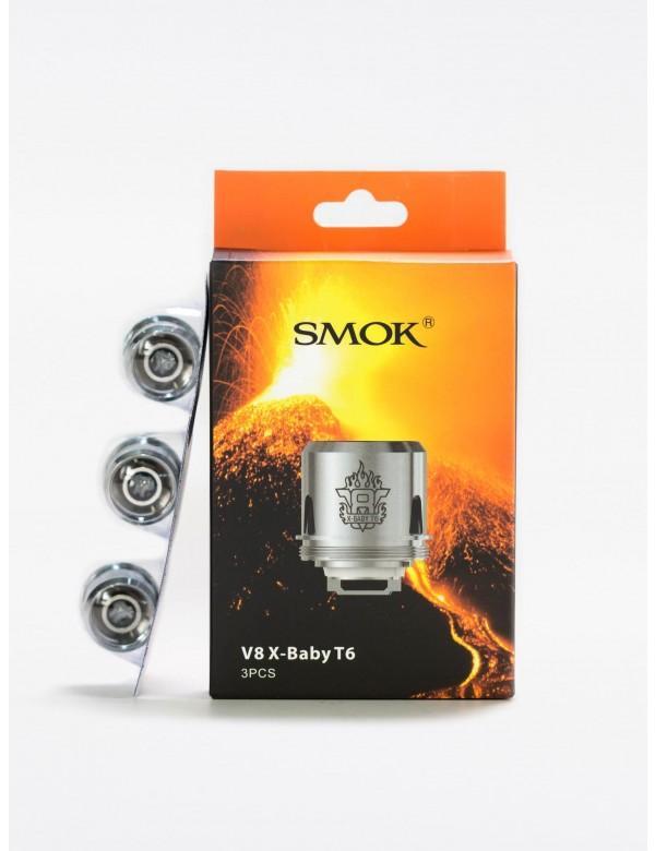 Bobina Reposição (Resistência) V8 X-Baby T6 - Smok™