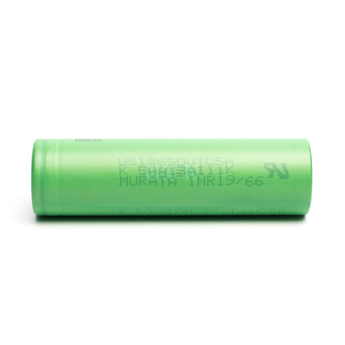 Bateria 18650 INR US 18650 VTC5A 3.6V 2500mAh High Drain 25A Flat Top - Sony